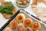 国産小麦パン教室